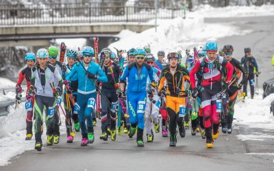 Compedal Tourenlauf auf Orginialstrecke mit starkem Teilnehmerfeld