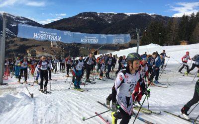 Kartitscher Tourenlauf – Finale der SKIBO TOUR 2019