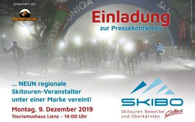 SKIBO-Tour-2020 Pressekonferenz