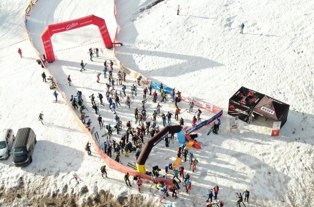 33. Laserzlauf – neue Strecke, neue Sieger